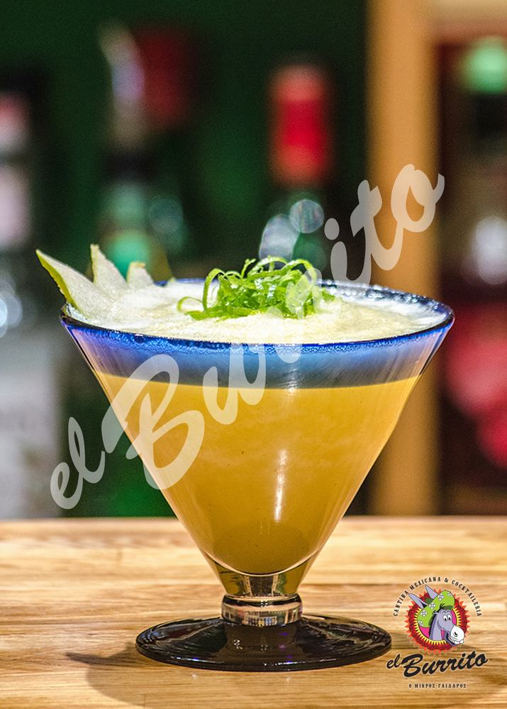 pear frozen daiquiri